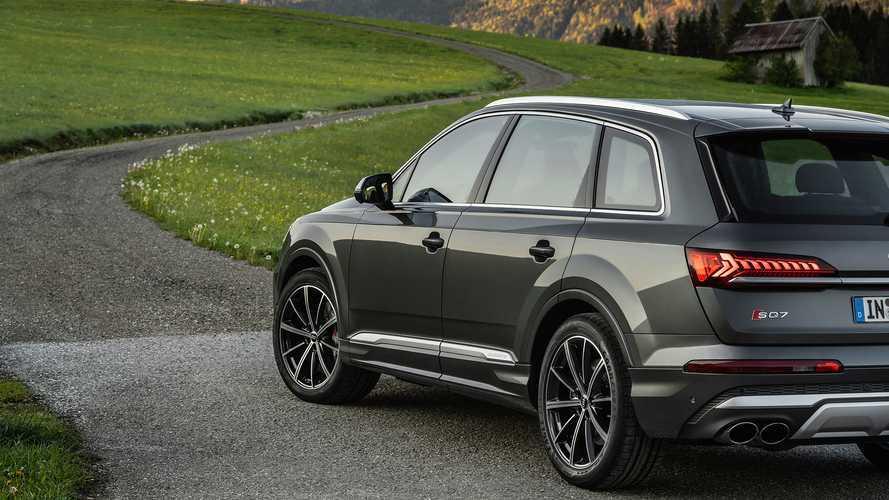 Ediciones especiales plus para los Audi Q7 y Q8