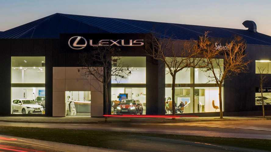 Uno de los mejores concesionarios de Lexus está en España