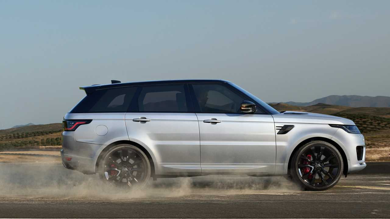 Land Rover Range Rover Sport (2021)