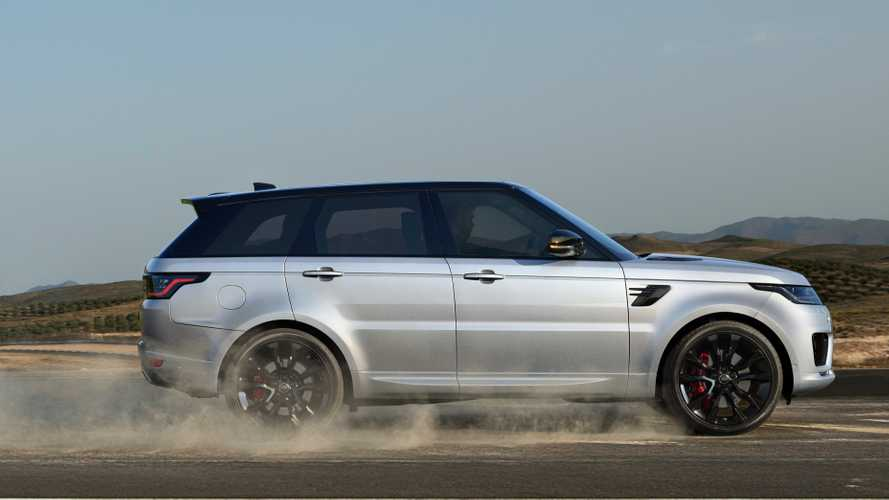 Land Rover reminisces with one million Range Rover Sport units sold