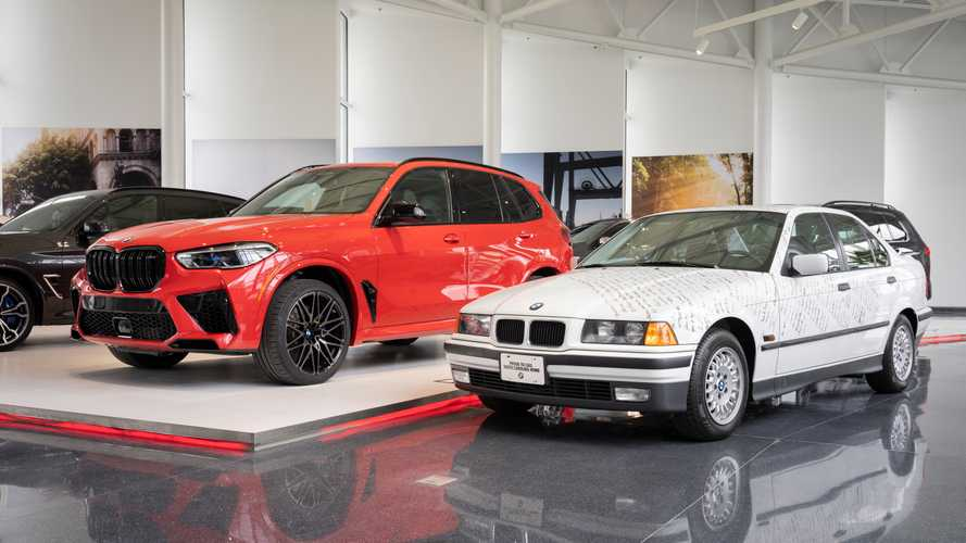BMW Celebrates Five Millionth Vehicle Assembled In The US