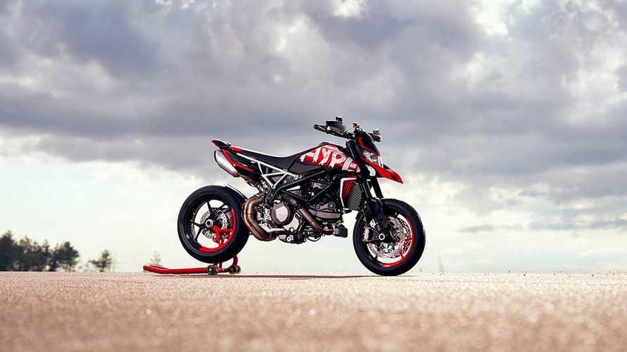 Ducati presenta la Hypermotard 950 RVE