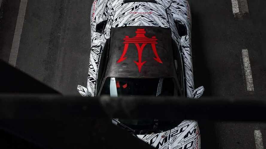 La Maserati MC20 omaggia Stirling Moss