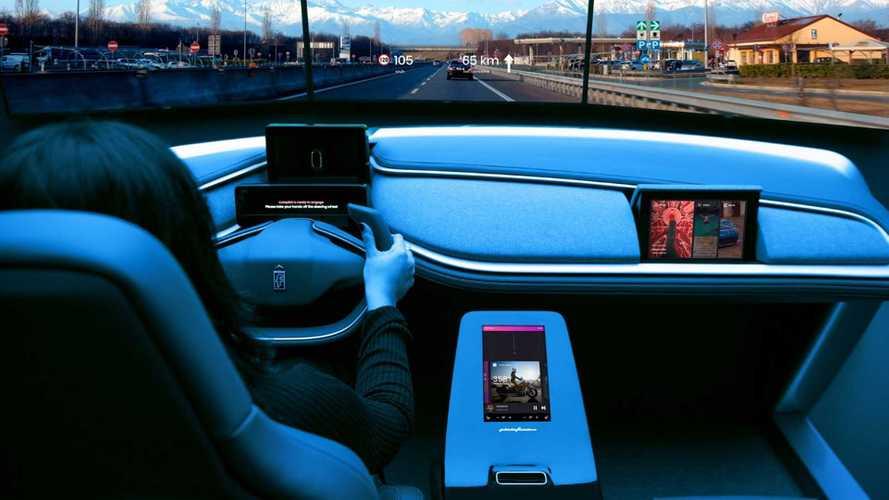 Pininfarina disegna il futuro dell'infotainment