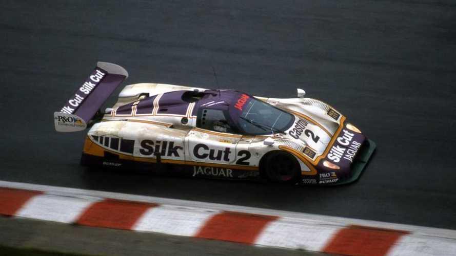 Watch: When Jaguar became world champions at Fuji