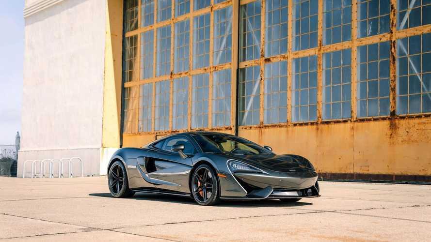 Új gazdát keres ez a remek állapotban lévő McLaren 570GT