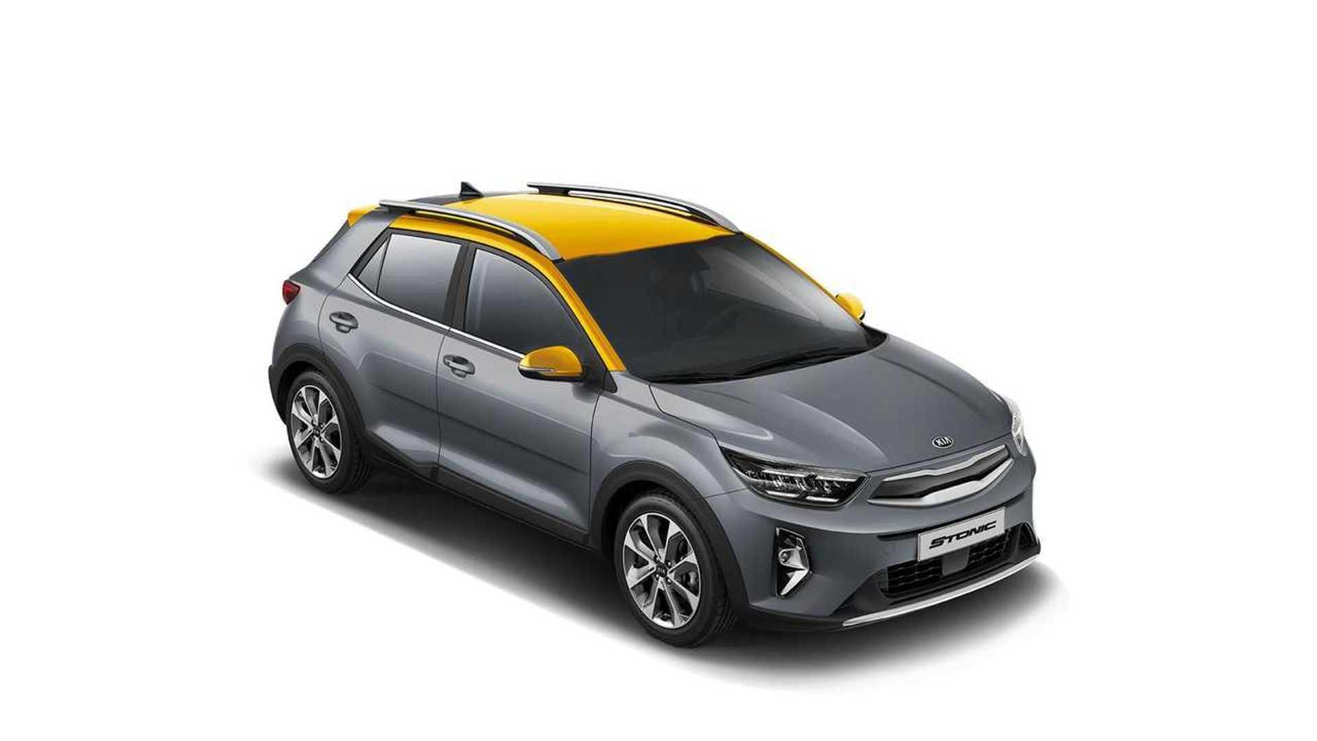 Kia Stonic 2021: incorpora hibridación ligera