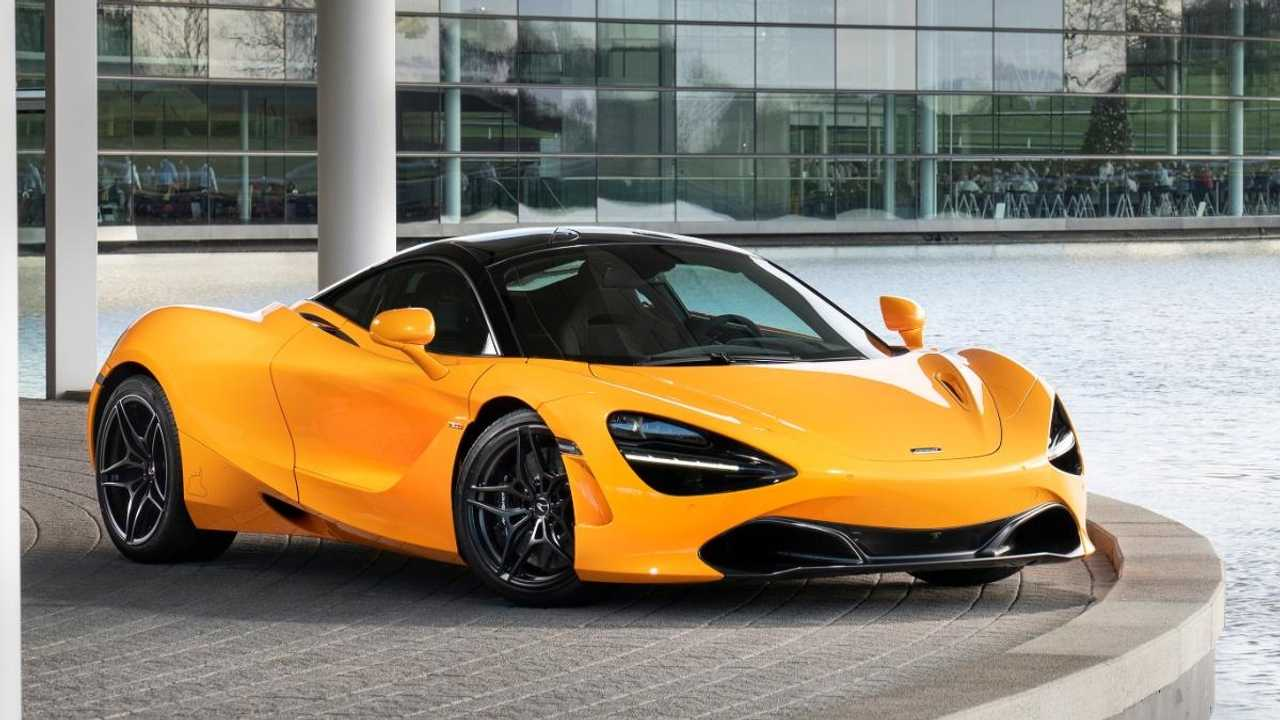McLaren 720S Spa 68 by MSO honours team's first F1 win