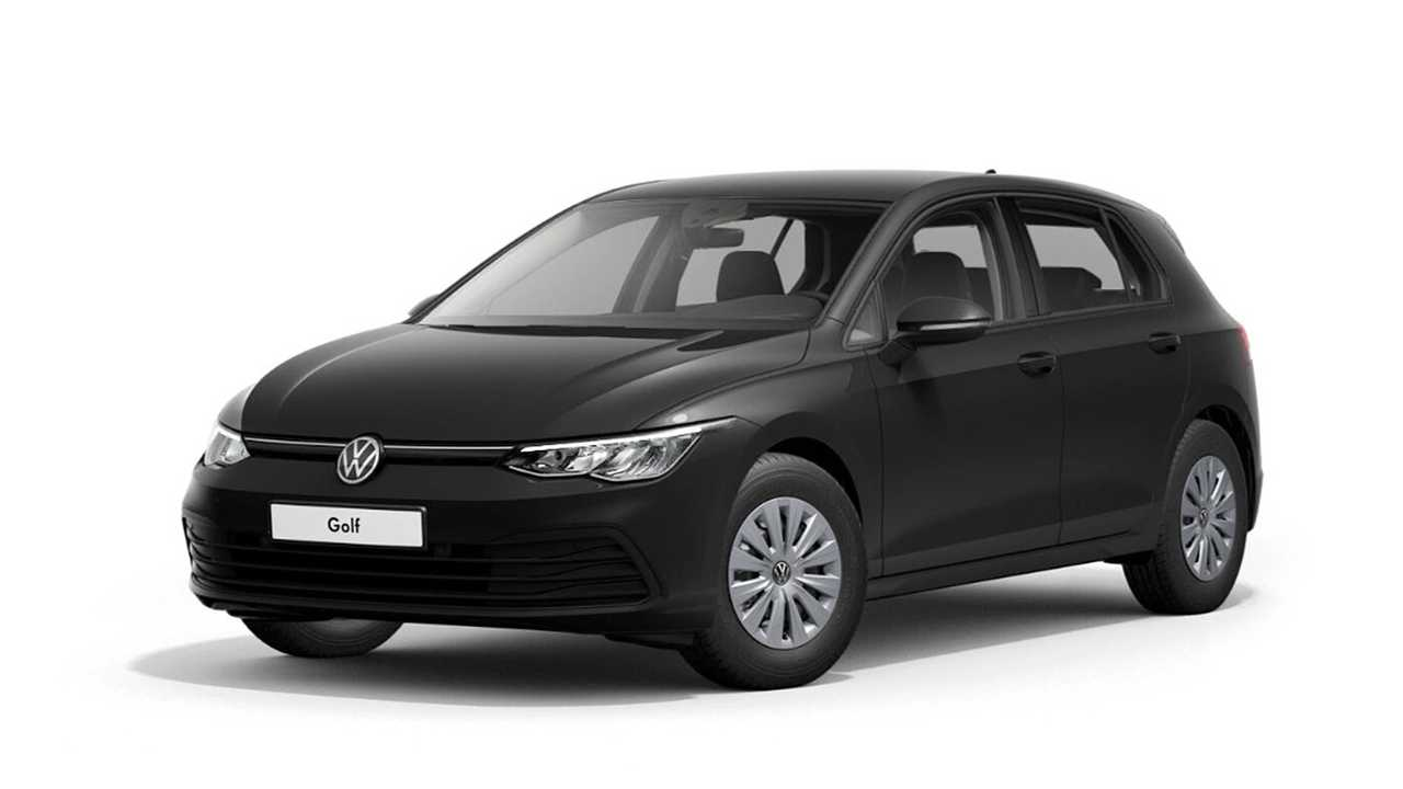 Volkswagen Golf (2020) in basic equipment