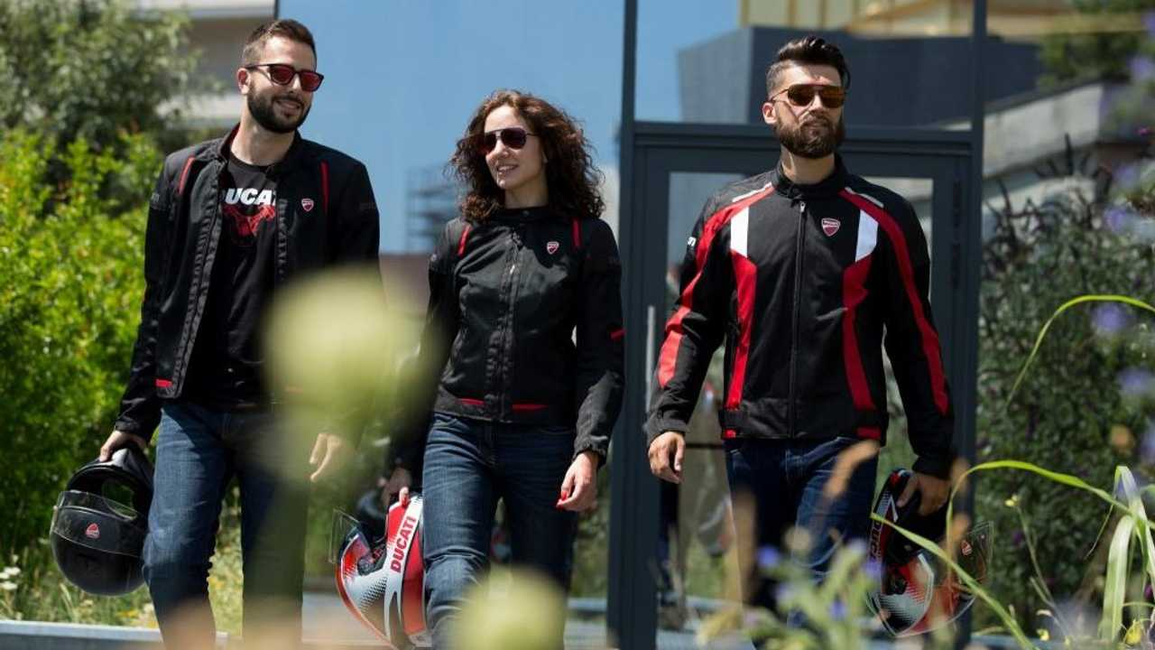 Ducati Ventilated Jackets