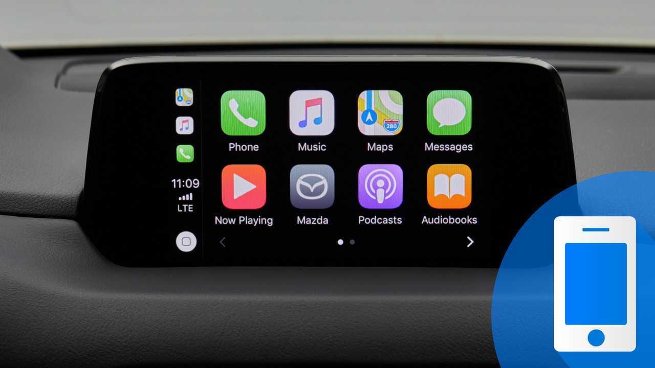 Copertina App compatibili con Apple CarPlay