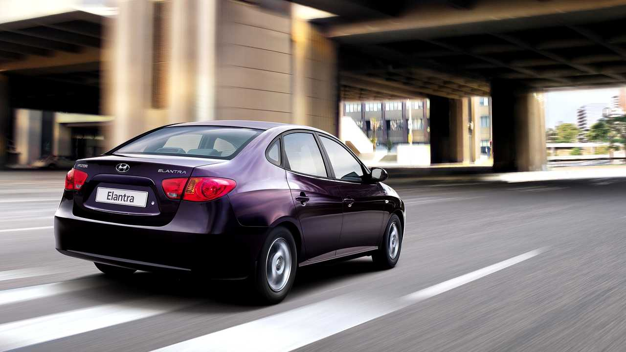 Hyundai Elantra HD (2006-2010)