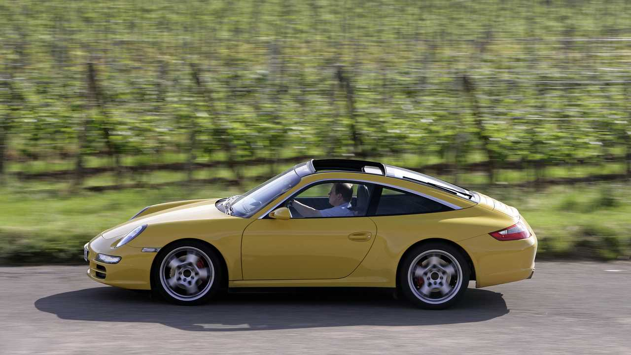 Porsche 911 Targa (997)