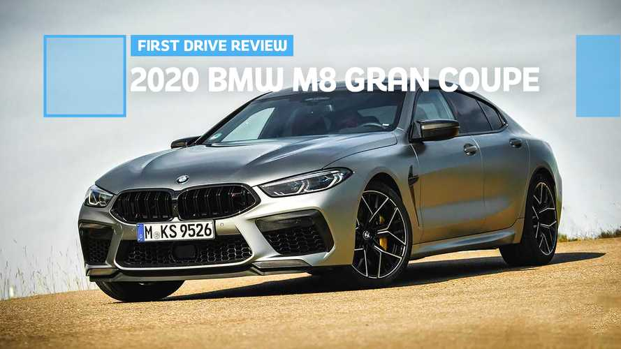2020 BMW M8 Gran Coupe First Drive Review: Better Than The Competition?