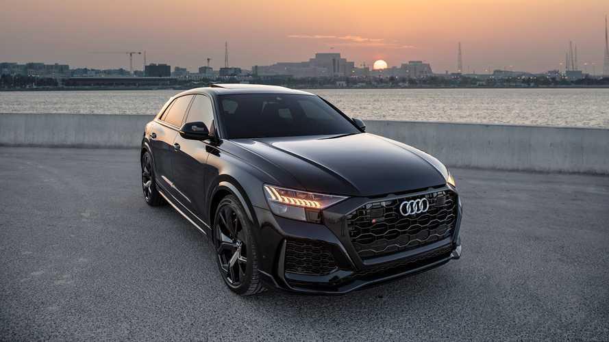 Audi RS Q8'in yüksek kaliteli bir videosunu ve fotoğraflarını görün