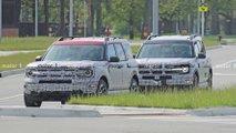 Ford Bronco Sport New Spy Photos