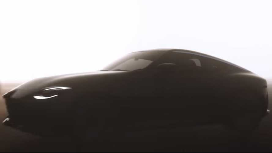 New Nissan Z sports car officially teased in video