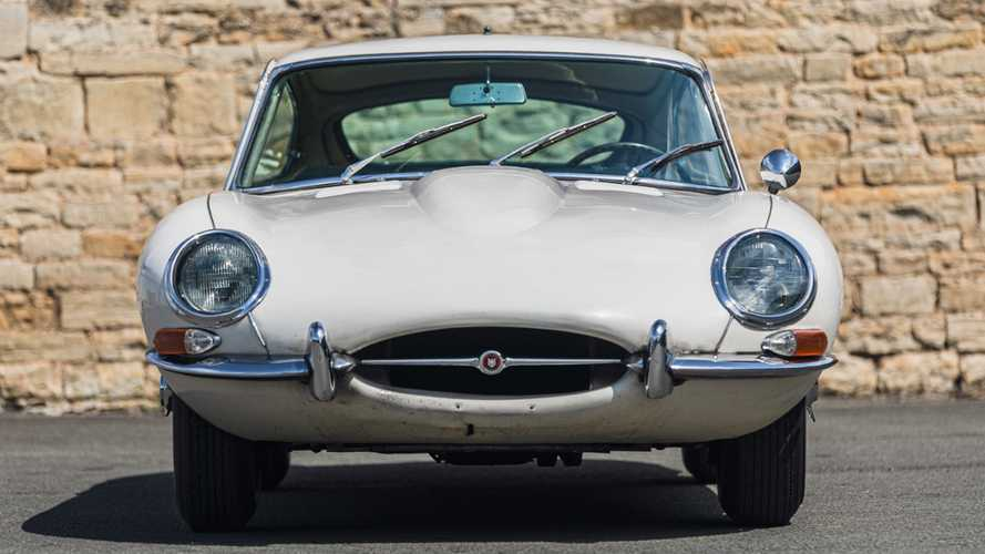Two Of The Earliest Jaguar E-Types Up For Auction With No Reserve
