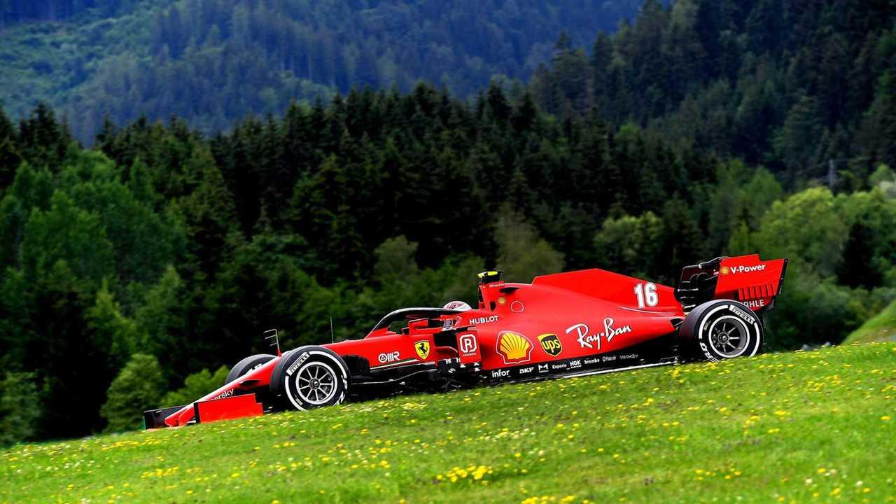 Ferrari F1 GP Autriche 2020