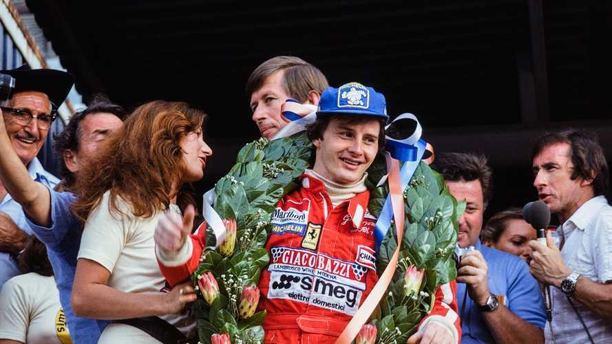 """F1, ricordo Villeneuve, Giacobazzi: """"Gilles era il mio Superman"""""""
