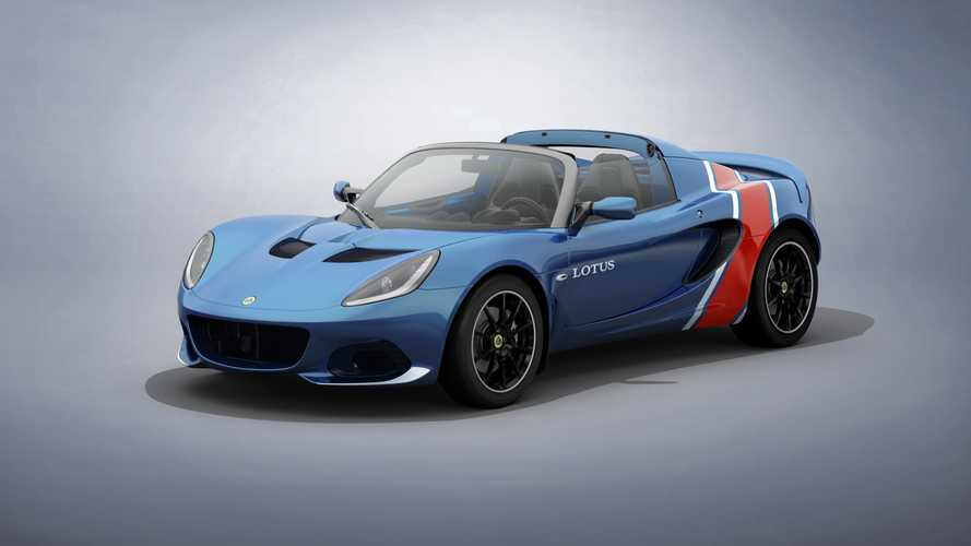 Lotus Elise Classic Heritage Editions Inspired By Old Race Liveries