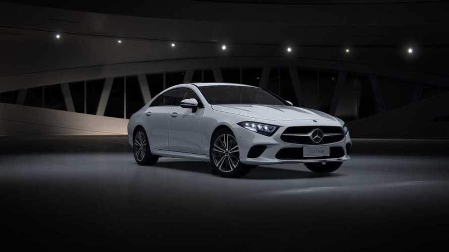 Mercedes CLS Serisi'nde 1.5 motor!