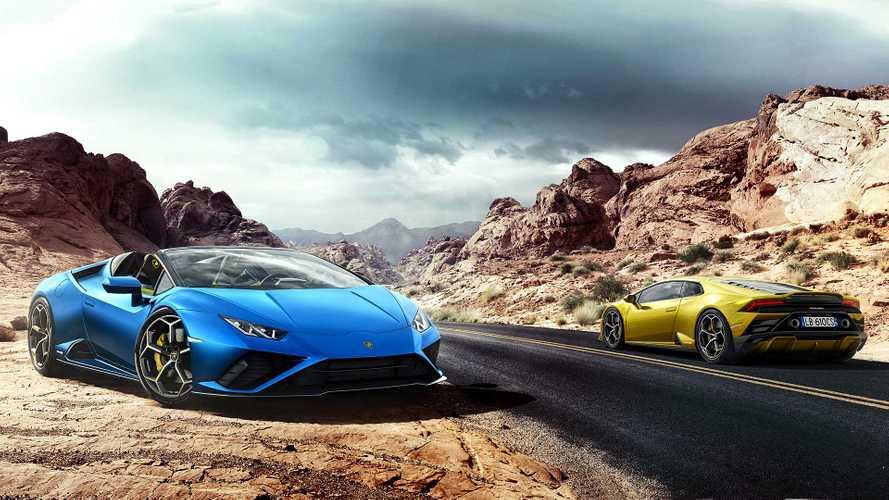 Mercedes-AMG GT R vs Lamborghini Huracan: Kazanan kim olacak?