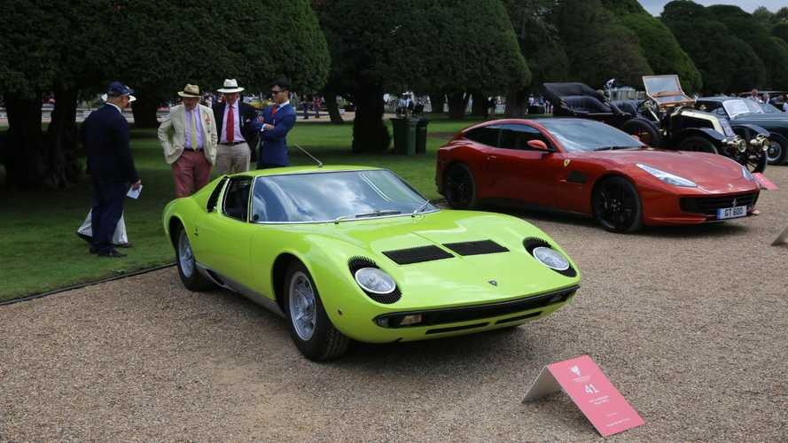 Top 10 classic cars of the Hampton Court Concours of Elegance