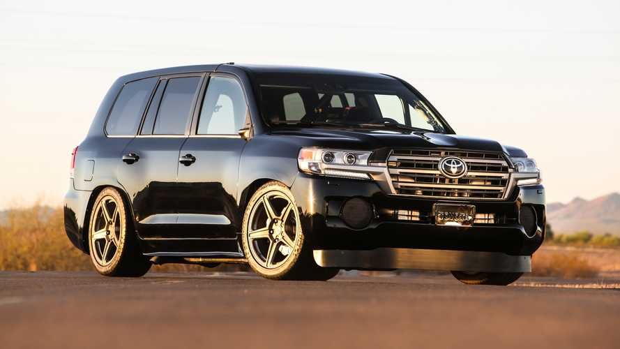 Toyota Land Speed Cruiser (2017)