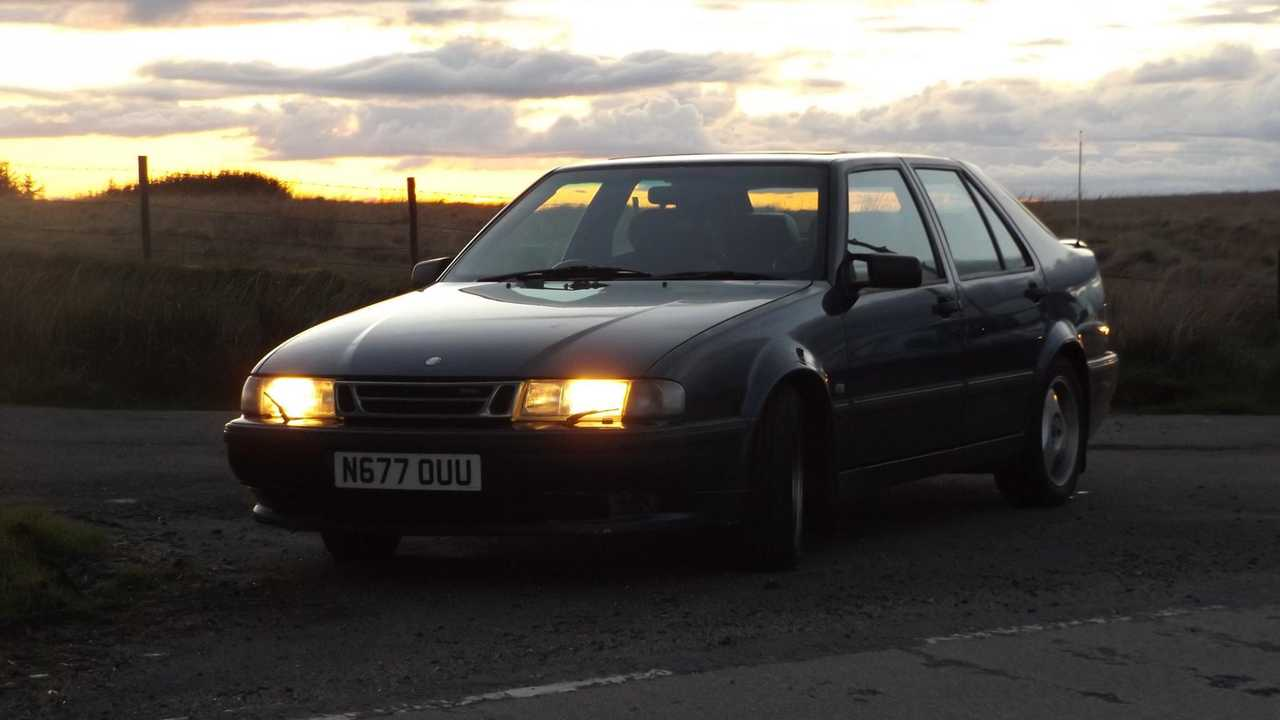 Bangernomics: Death-defying experiences with a tuned Saab 9000