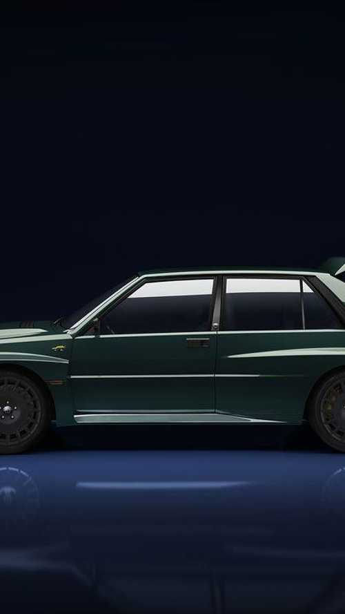 Restomod Lancia Integrale to debut at Grand Basel