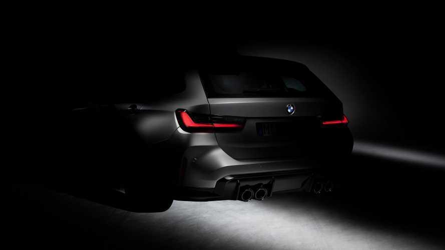 La BMW M3 station wagon si farà, ecco il primo teaser ufficiale