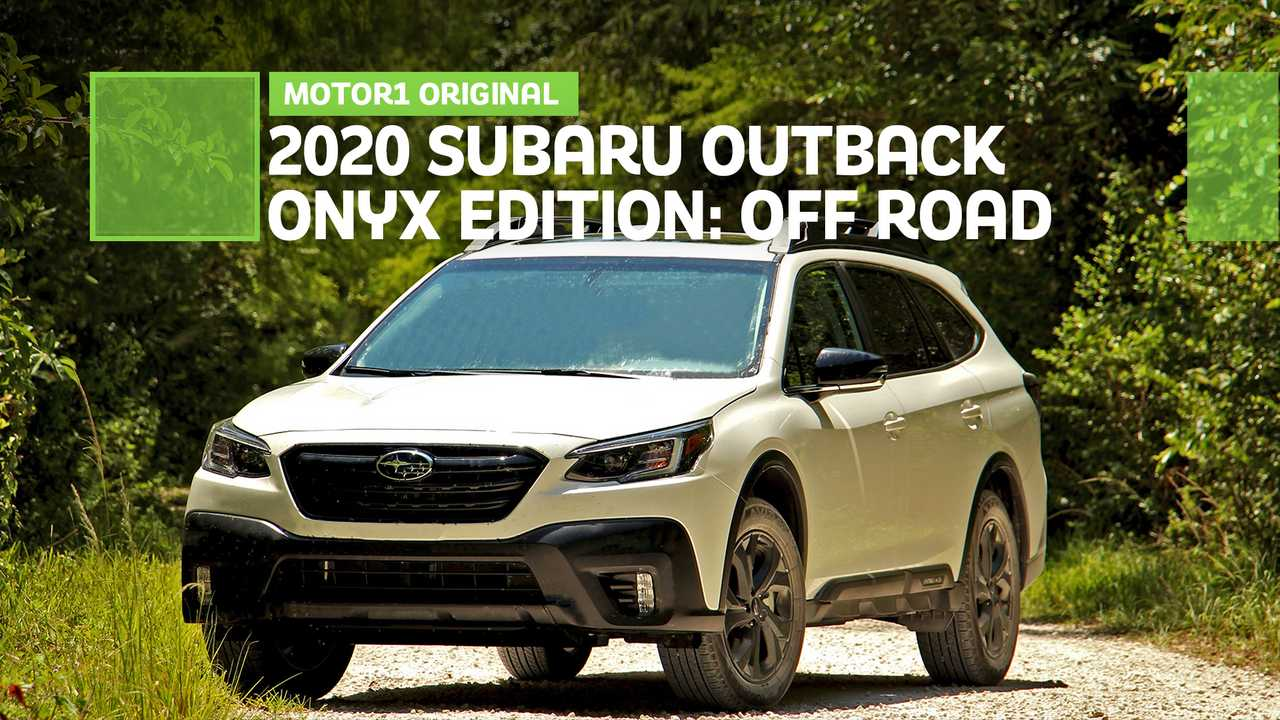 2020 Subaru Outback Onyx Edition XT: Feature