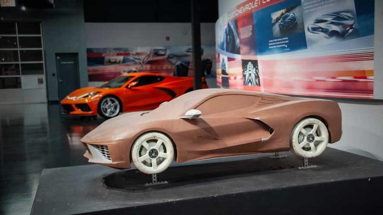 National Corvette Museum Exhibit