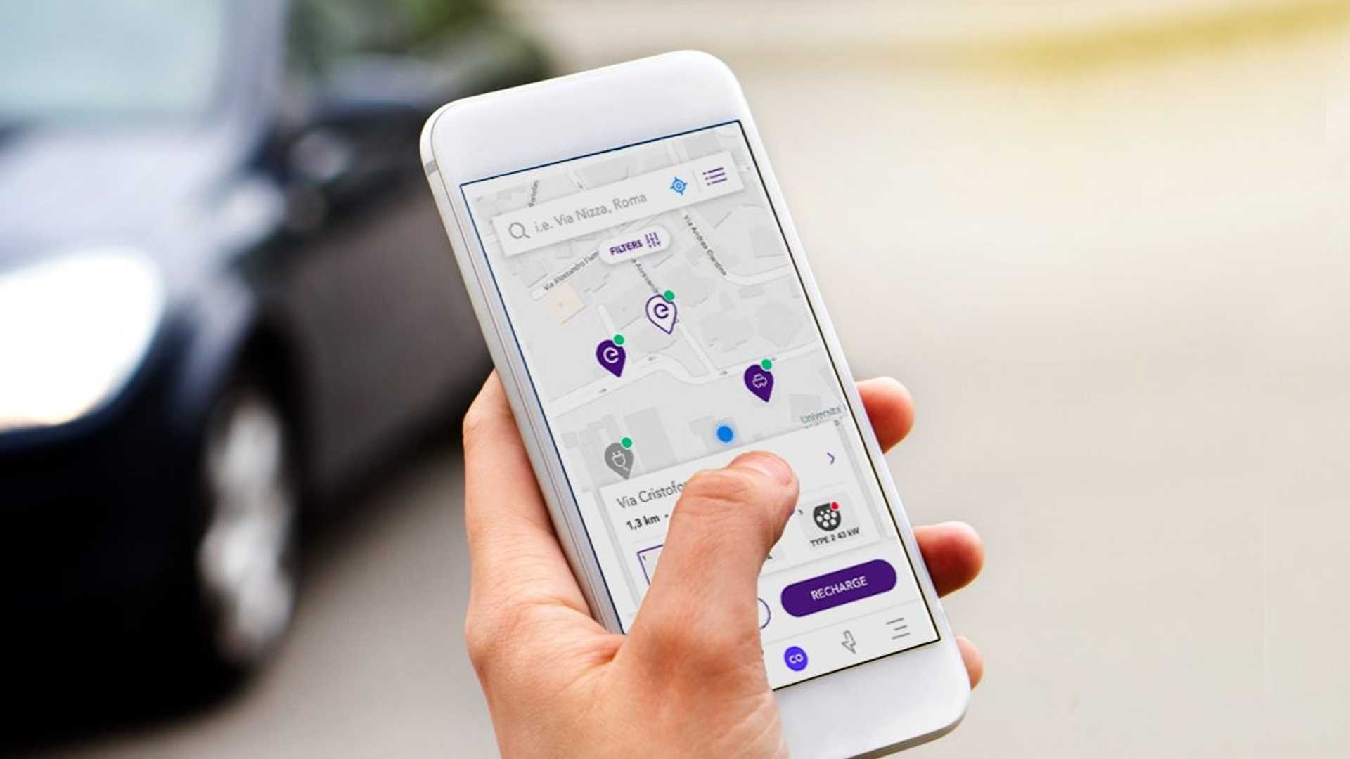 Enel X Tripled Its Charging Network In Europe Through eRoaming