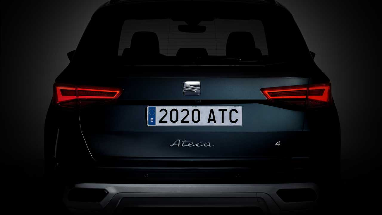 Nuevo SEAT Ateca 2020, teaser