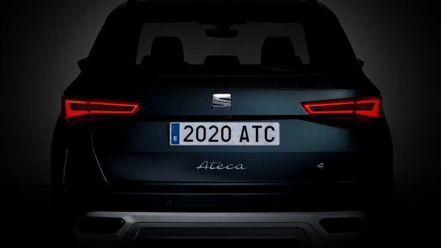 El nuevo SEAT Ateca 2020 se insinúa: lo veremos el 15 de junio