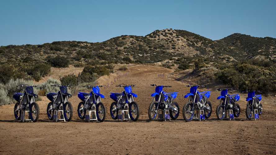 Yamaha gamma cross 2021