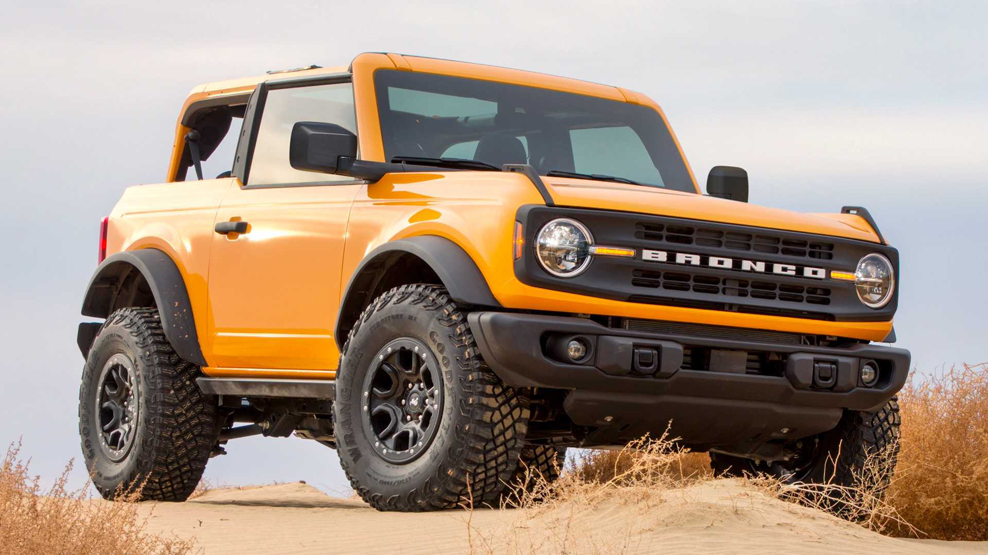 Ford To Goodyear: Get 'Wrangler' Off The Bronco's Tires