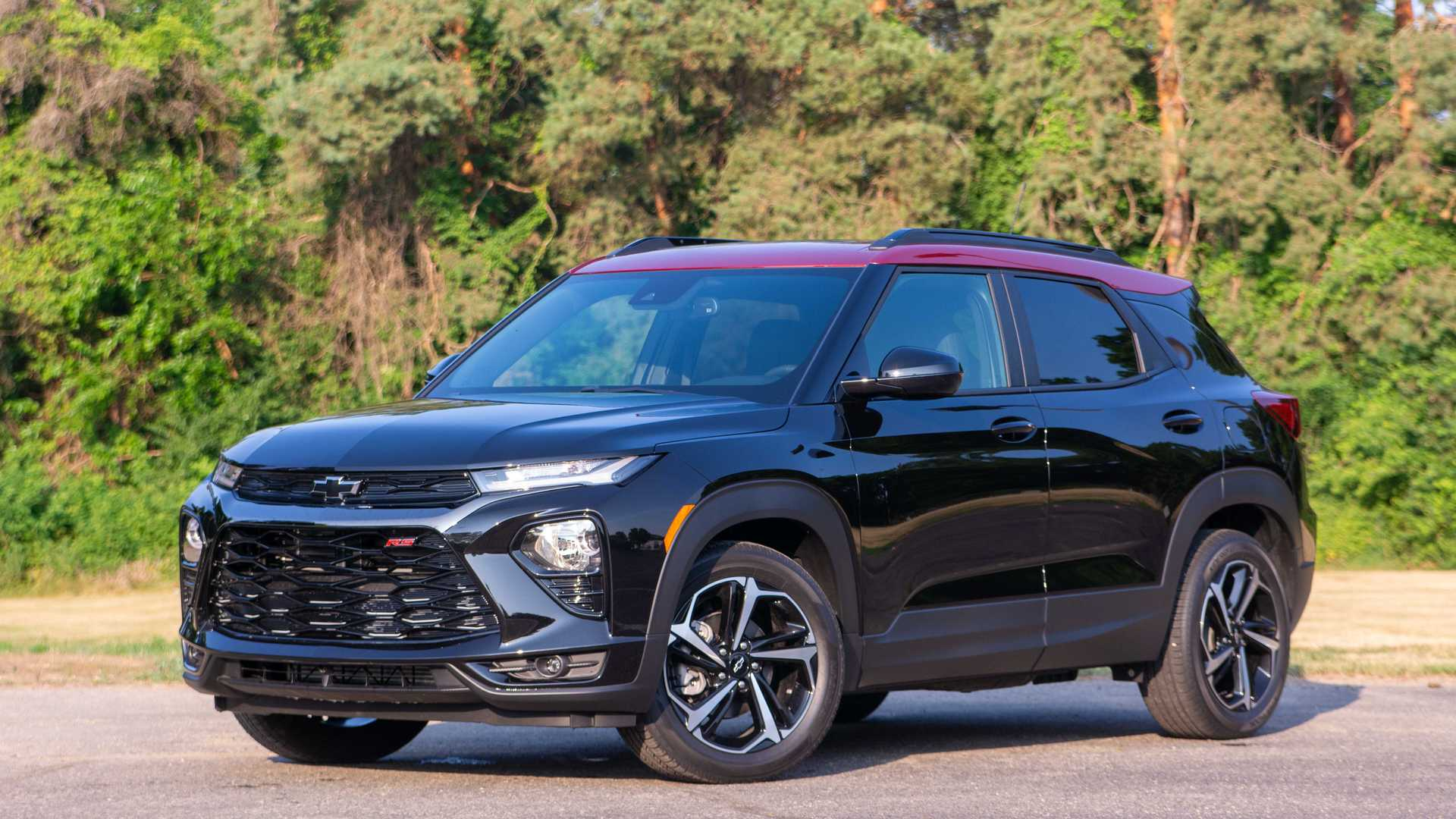 2021 The Chevy Blazer Pictures