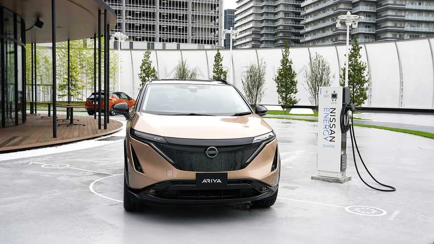 Nissan'ın Ariya için ulaşılabilir hedefler koyuyor