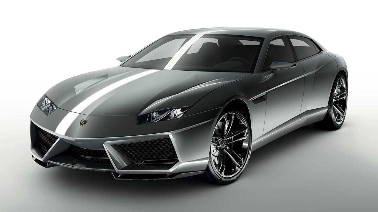 14. Lamborghini Estoque
