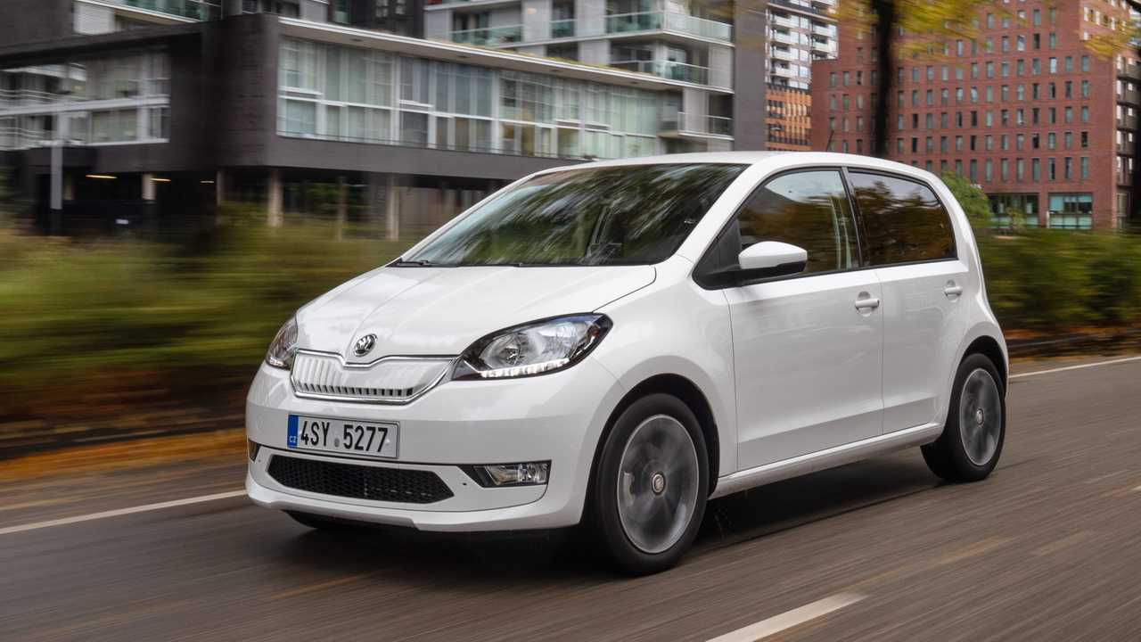 Skoda Citigo e iV Best Of (2020)