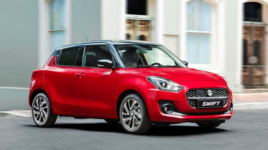 Updated Suzuki Swift arrives with mild-hybrid power and updated design