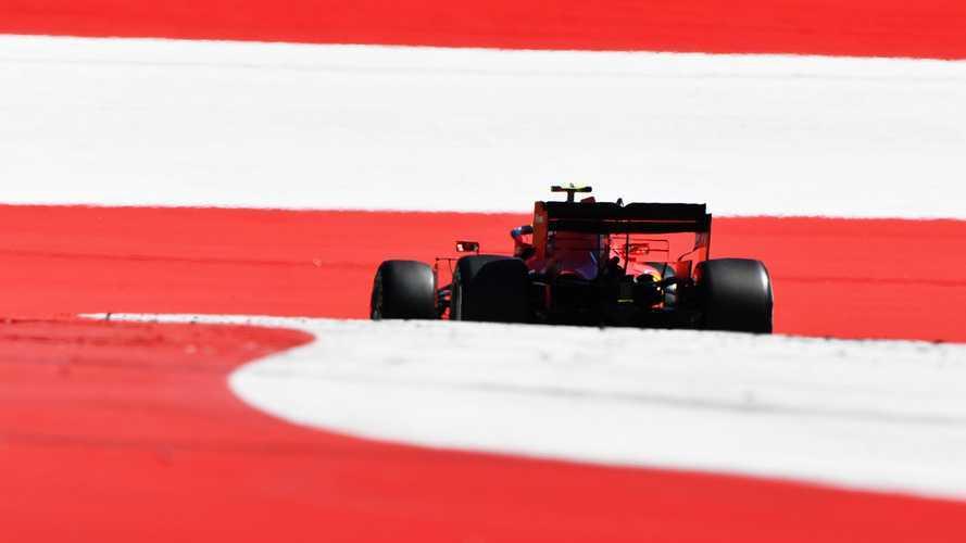 Formula 1, gli orari TV di SKY e TV8 del GP di Stiria