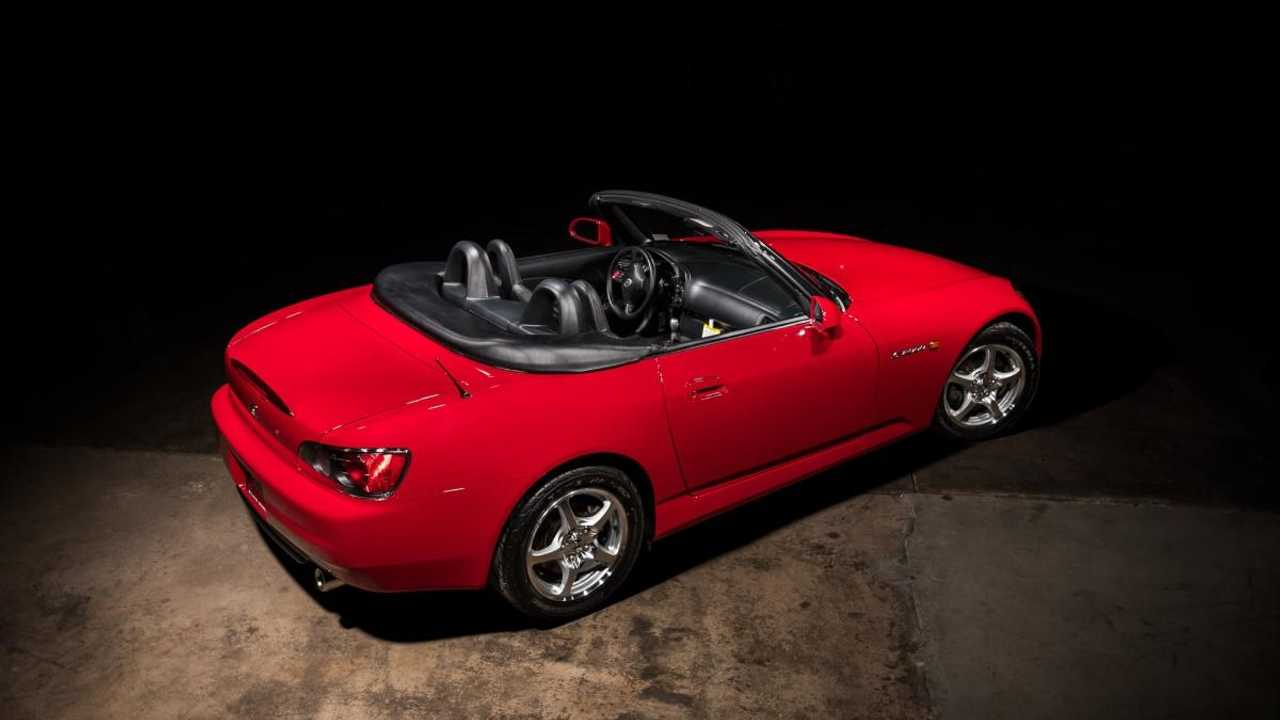 Is a Honda S2000 worth $48k? This IndyCar driver thinks so