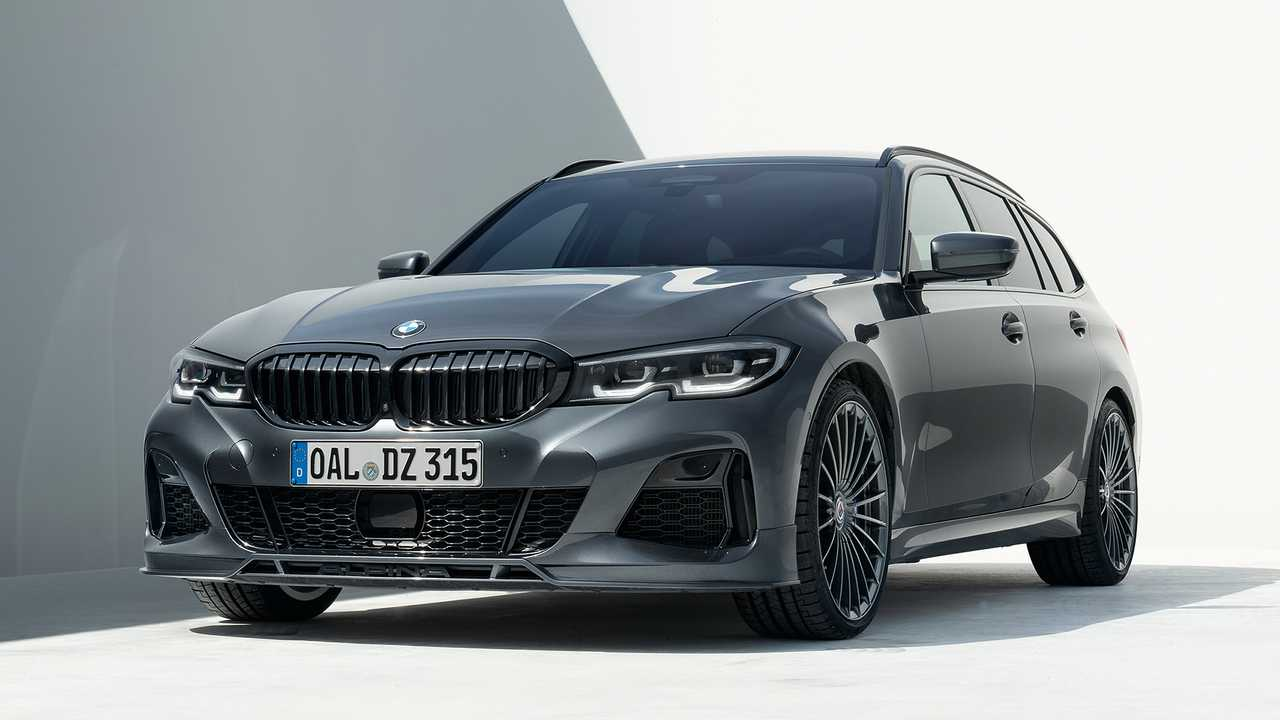 BMW Alpina D3 S (2020)