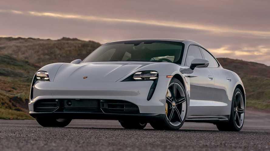 Porsche Taycan Production Model Confirmed For September Debut