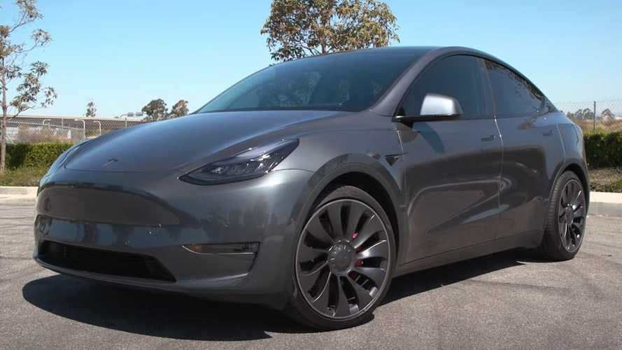 Tesla Model Y Review: Autotrader Spends Some Time In The Tesla Crossover