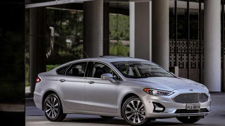 Ford Fusion deixa de ser produzido e abre espaço para o Bronco Sport